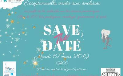 Exceptionnelle vente aux enchères le 12 mars prochain à Lyon