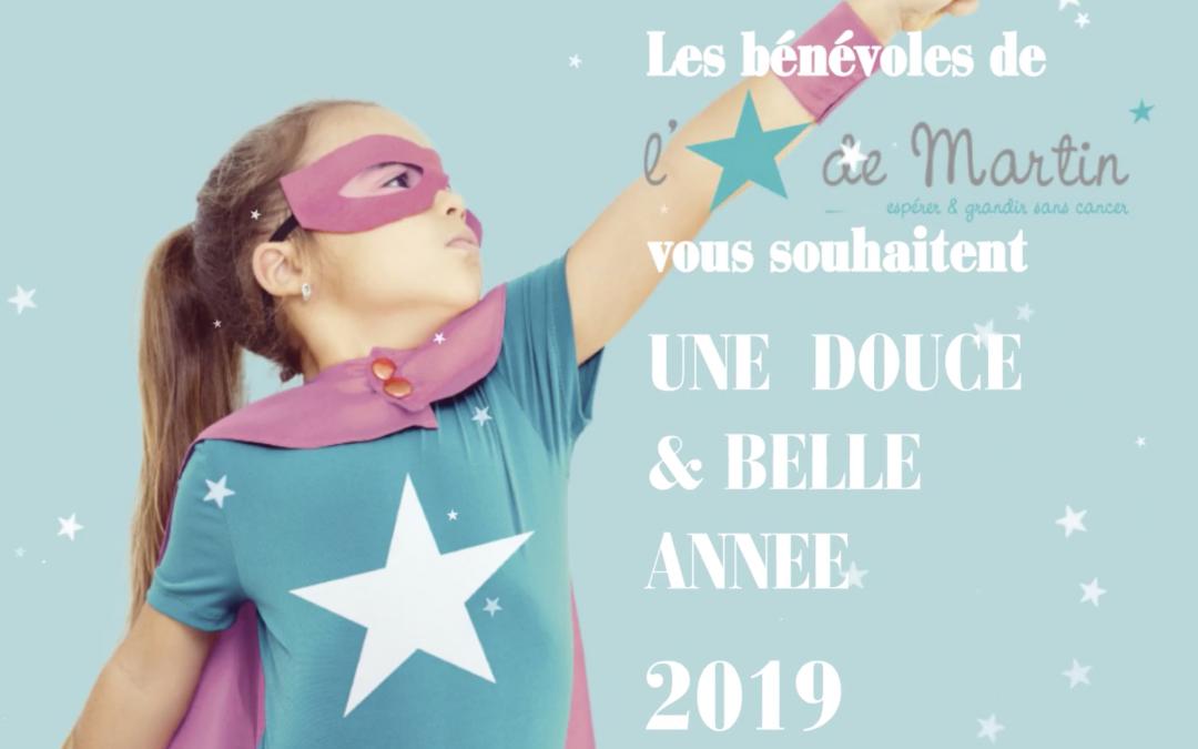 Douce et Belle Année 2019