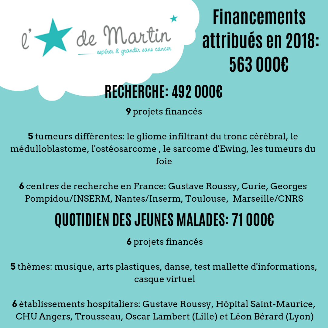 01ec62bde99 Des actions financées à hauteur de 563 000€ en 2018!